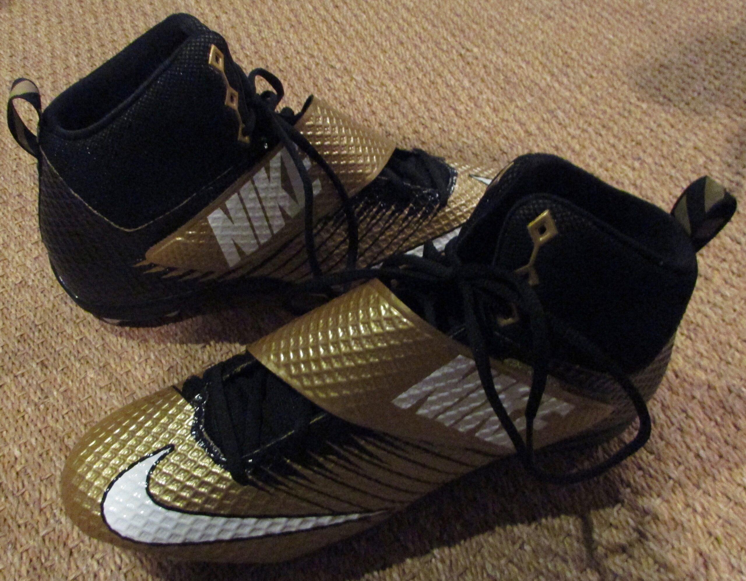 Nike Strike Pro TD Football Cleats Men