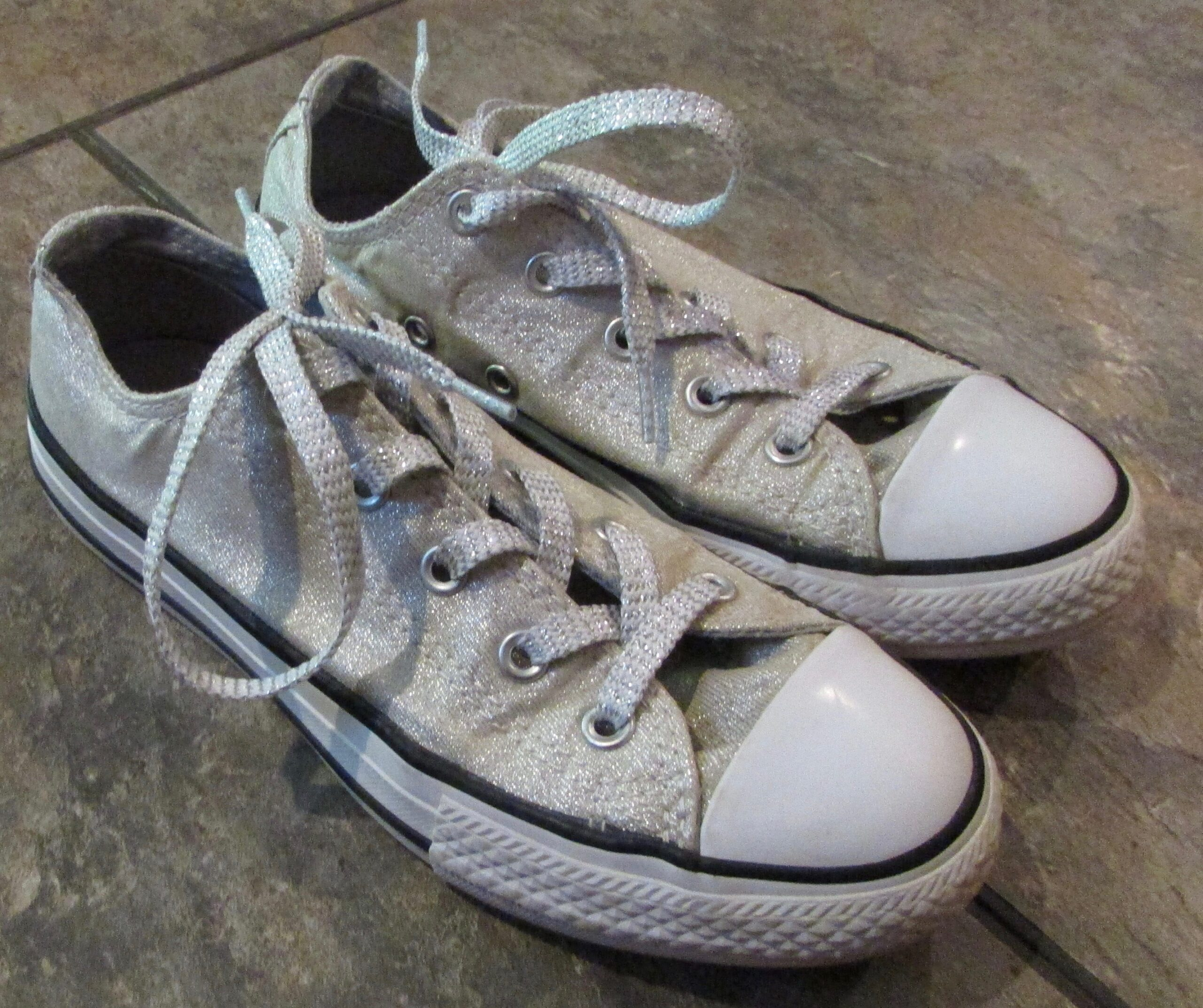 Converse Girl's CT Double-Tongue OX